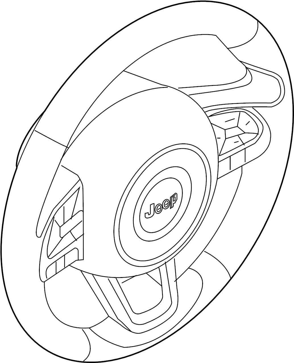 Volvo V70 Steering Wheel Rim Classic Wood Soft
