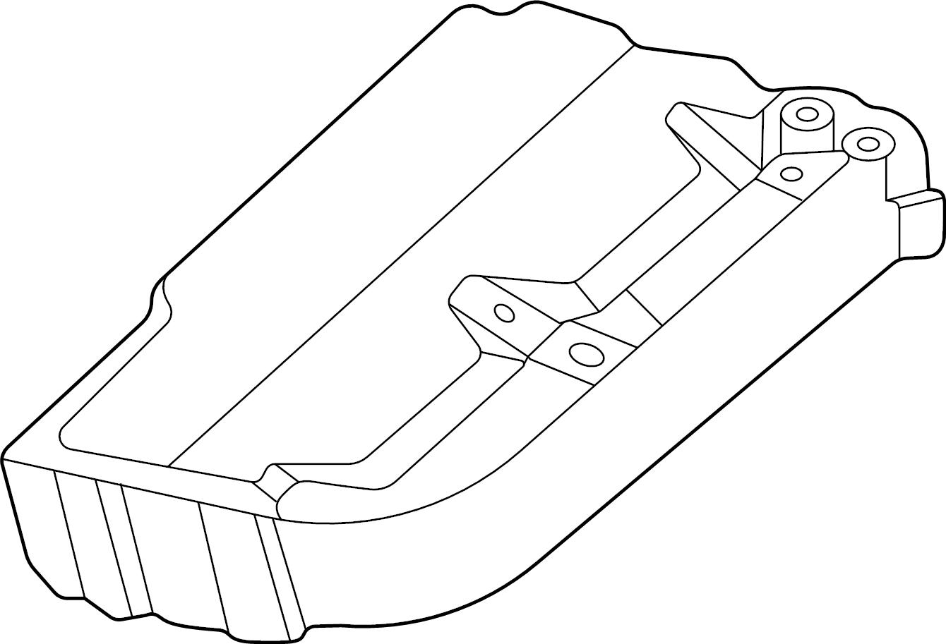 Volkswagen Beetle Fuse Holder Thermostat Bracket