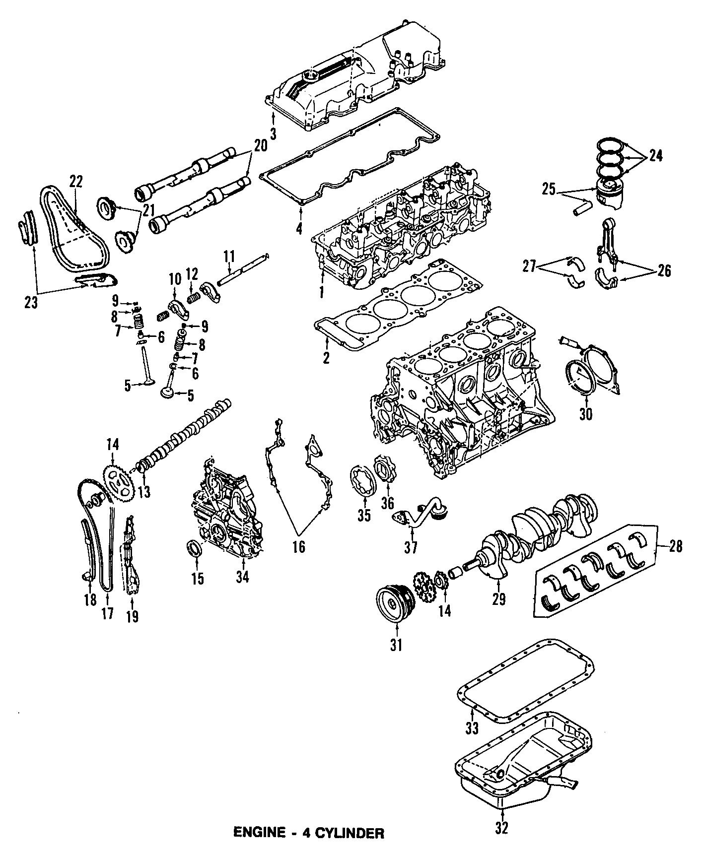 Mazda Mpv Crossmember Member Transmission Rear Mount 4