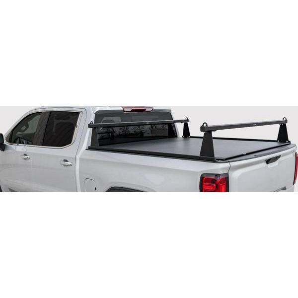 access cover adarac aluminum m series truck bed rack system