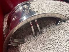 BV ball burnishing wheel