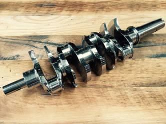 NV crank with wood back 2-17