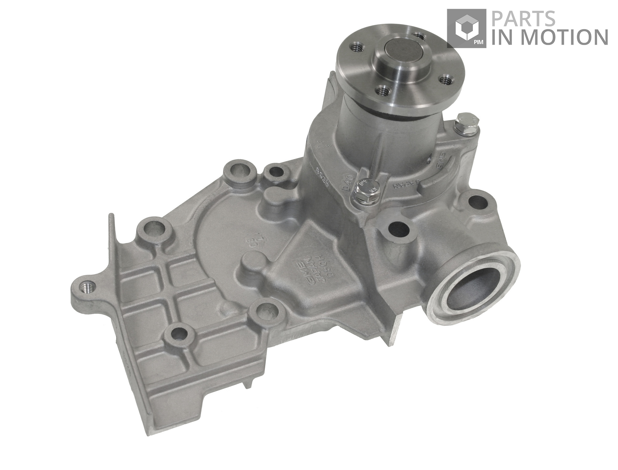 Water Pump Fits DAIHATSU CUORE Mk5 1.0 98 To 03 Coolant
