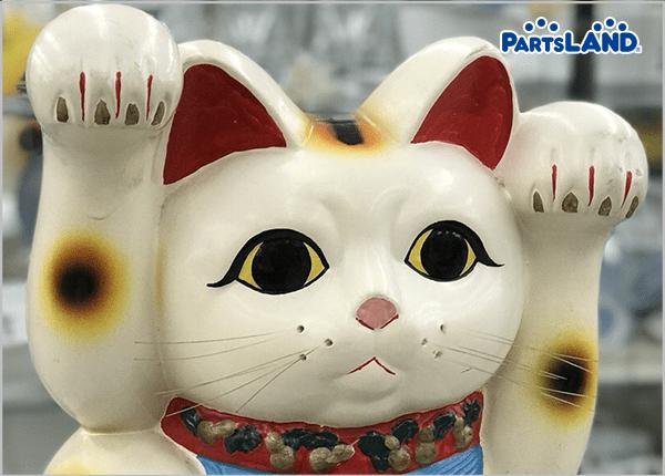 #大晦日 #招き猫 2018年は #戌年 ですね♡| オフハウス 秦野店
