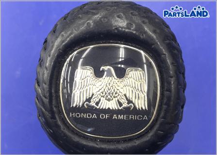 HONDA OF AMERICA レザーシフトノブ  ガレージオフ 秦野店
