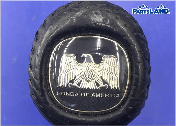 HONDA OF AMERICA レザーシフトノブ| ガレージオフ 秦野店