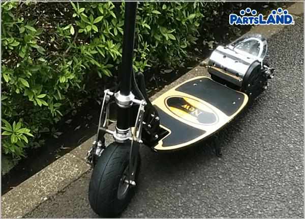 充電式電動スクーター ジャンク JUNK| ガレージオフ 八王子堀之内店