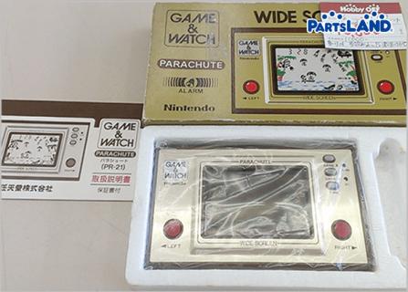ニンテンドー・ゲーム&ウオッチ パラシュート(当時物)  ホビーオフ 湘南平塚店