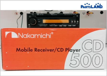 Nakamichi Mobile Sound System ナカミチ CD-500| ガレージオフ 八王子堀之内店