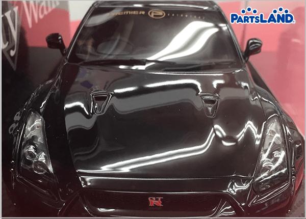 ignition model Liberty Walk R35 ブラック web専売モデル| ガレージオフ 八王子堀之内店
