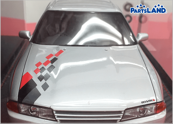 ignition model nismo GT-R R32 完全受注生産品 web専売モデル| ガレージオフ 八王子堀之内店