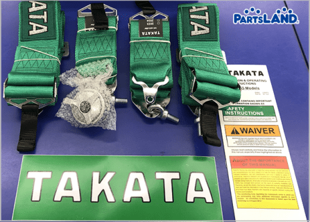 TAKATA4点式ハーネス | ガレージオフ 秦野店