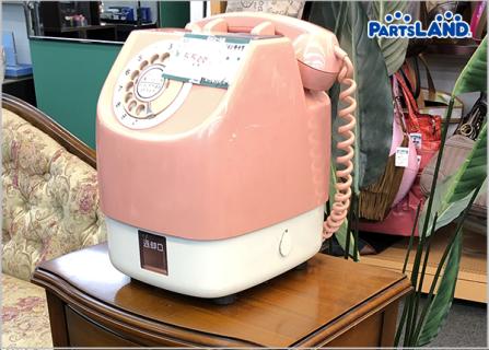 ピンク電話 | ガレージオフ 湘南平塚店