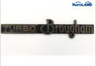 Y30 セドリック  グロリア V-30E Brougham ブロアム エンブレム| ガレージオフ 八王子堀之内店