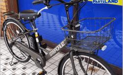 BRIDGESTONE  電動自転車  型番:STEPCRUZ| ガレージオフ 八王子堀之内店