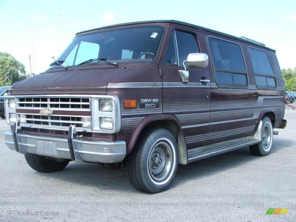 Chevy G20 Van Parts