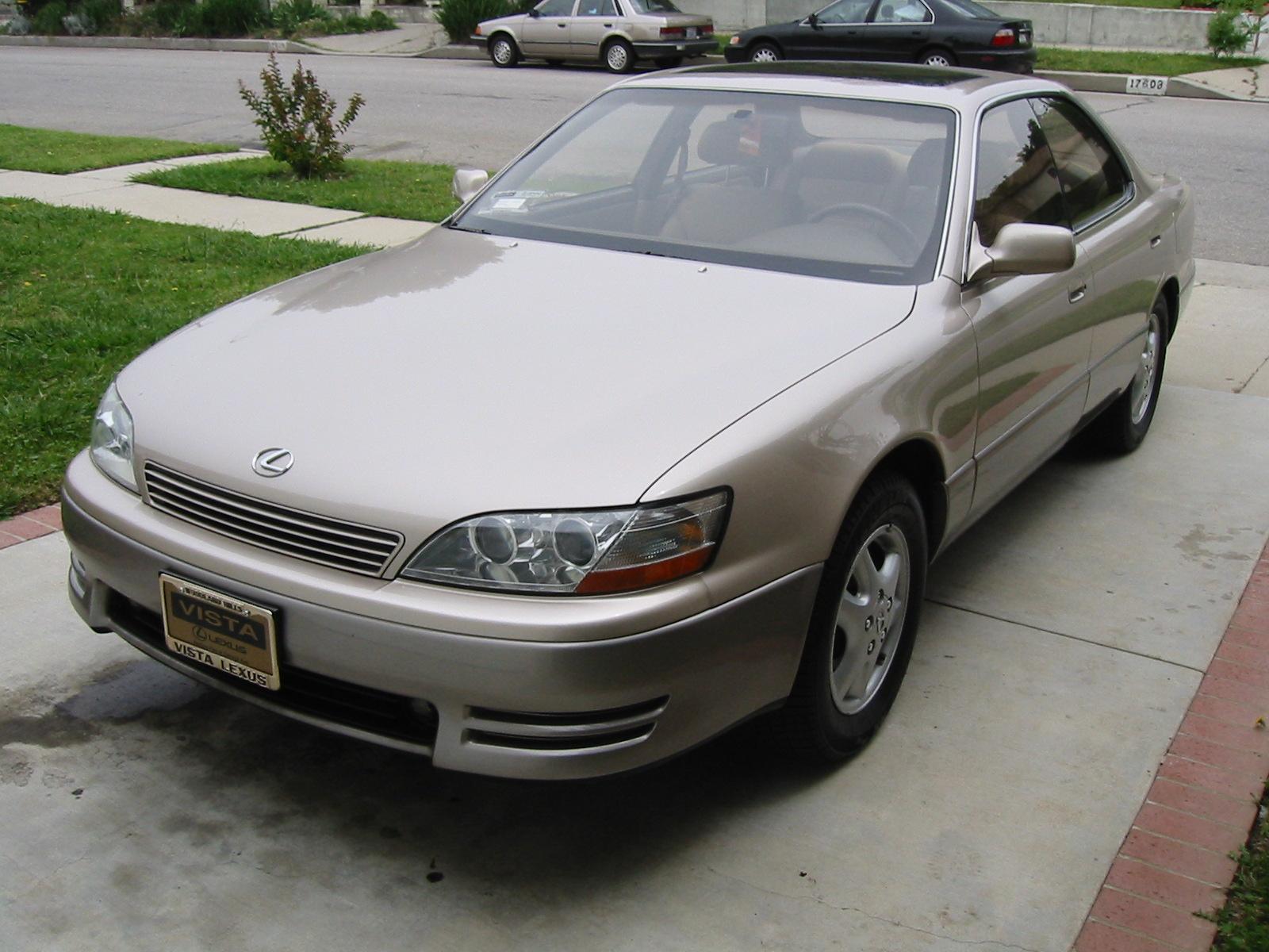1993 Lexus ES 300 Partsopen