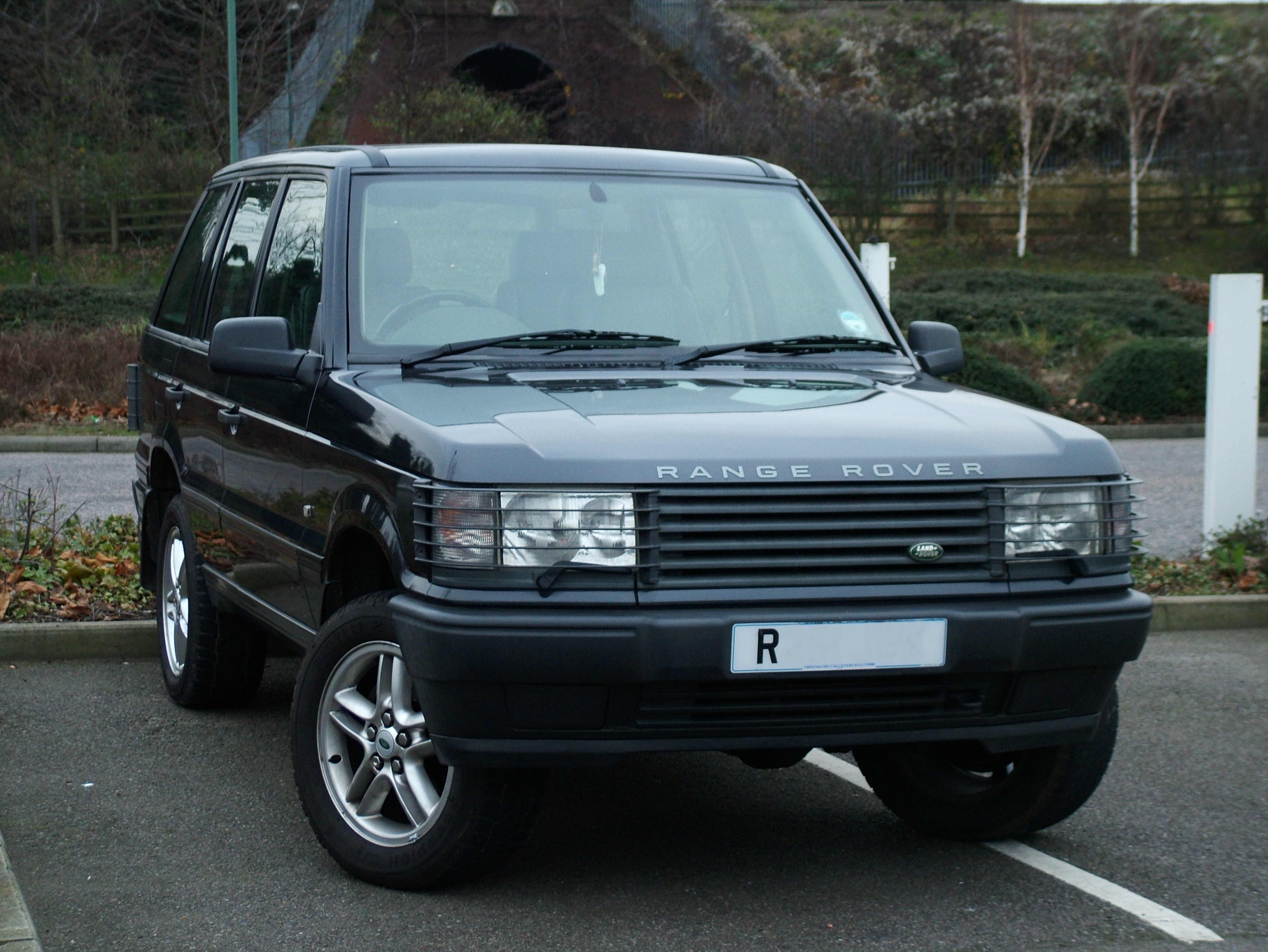 1997 Land Rover Range Rover Partsopen