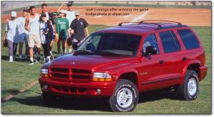 1998 Dodge Durango  Partsopen