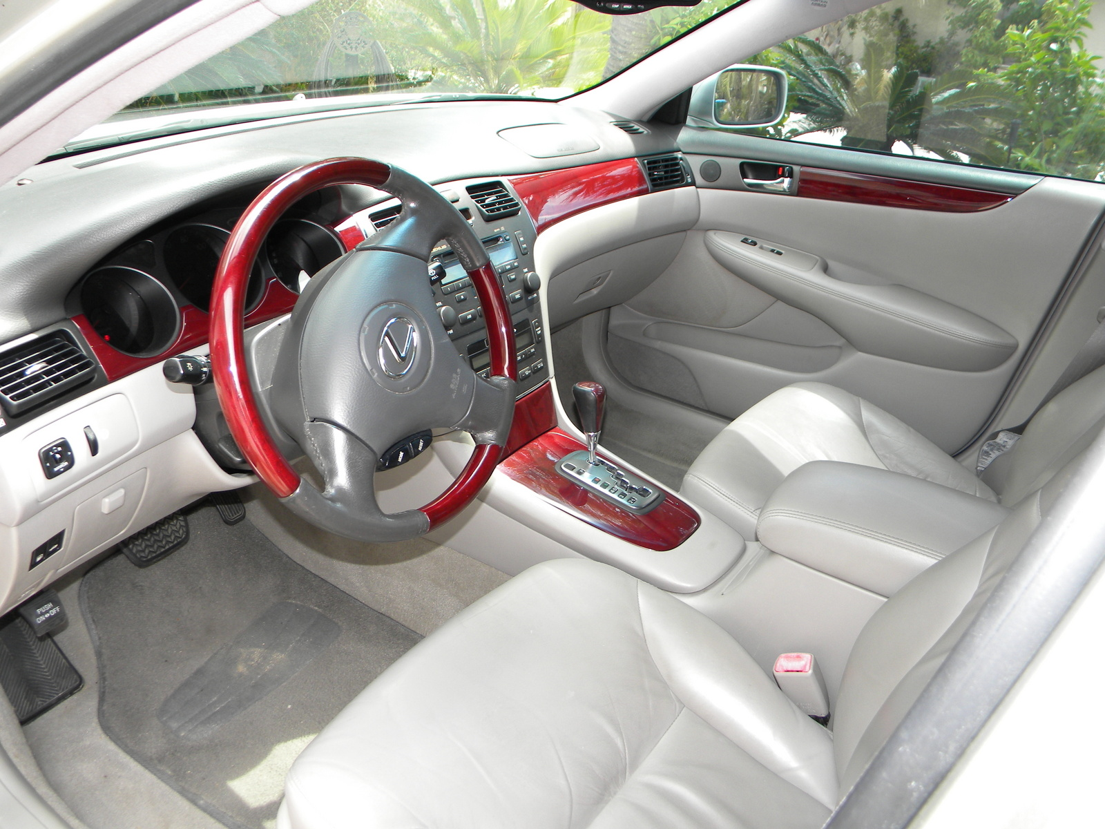 2004 Lexus ES 330 Partsopen