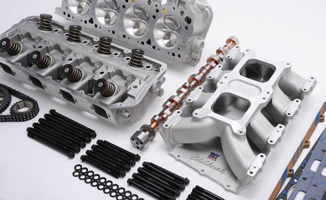 Edelbrock (2052): Top End Kit for Hemi Gen II