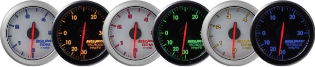 auto-meter-airdrive-gauges