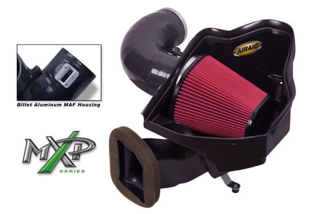 AIRAID: MXP Cold Air Intake for '12-'15 Supercharged Chevy Camaro ZL1