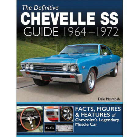CarTech Definitive Chevelle SS Guide