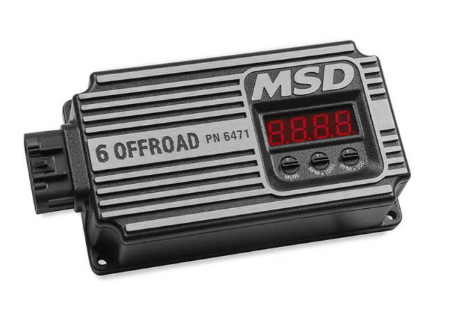 MSD Performance 6 Offroad Ignition 6471