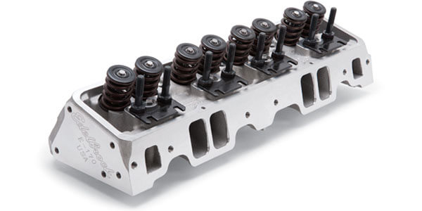 Edelbrock Performer RPM Small-Bore Cylinder Heads for SBC