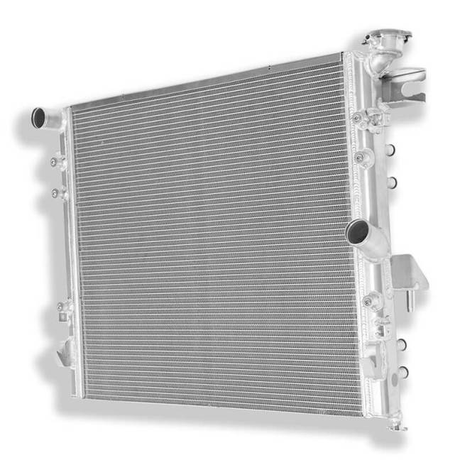 Flex-A-Lite: Extruded Core Radiator for '07-'18 Jeep Wrangler JK