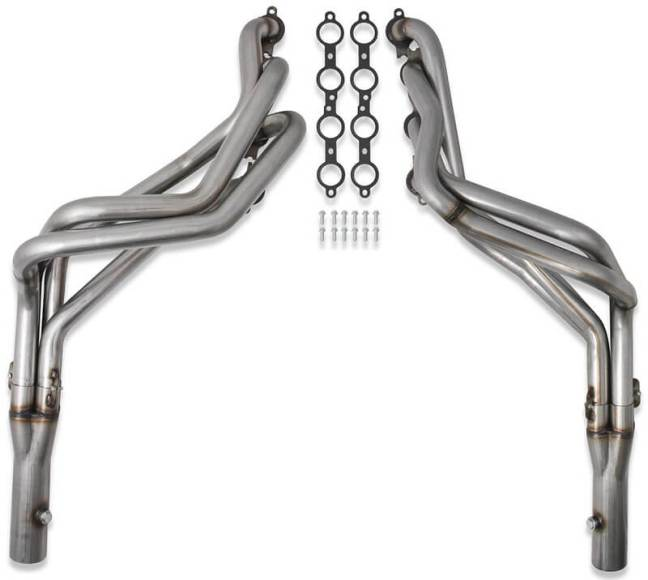 Flowtech: LS Swap Long-Tube Headers for '82-'93 Chevy S-10 2WD