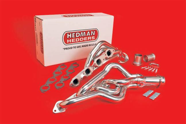 Hedman Hedders GM A-Body Headers for 64-67 BBC