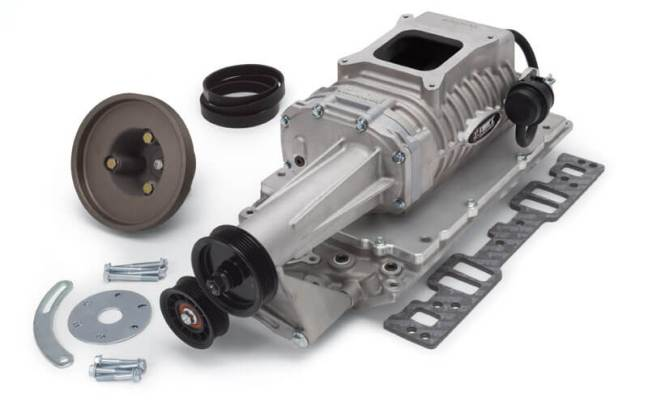 Edelbrock E-FORCE 122 Supercharger for SBC