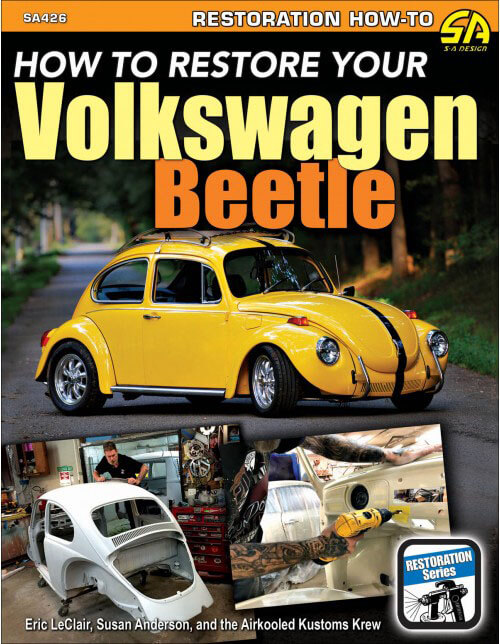 CarTech How to Restore Your Volkswagen Beetle SA426