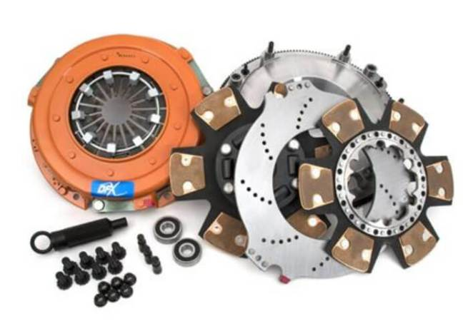Centerforce DYAD XDS 10.4 Inch Clutch and Flywheel Kit