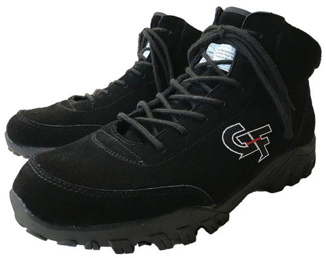 G-FORCE Racing Gear GF SFI Crew Shoe 4254BK