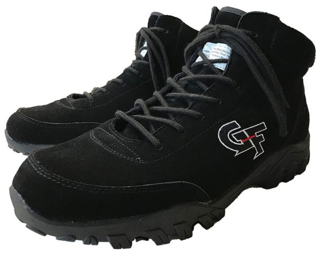 G-FORCE Racing Gear GF SFI Crew Shoe 4254BK