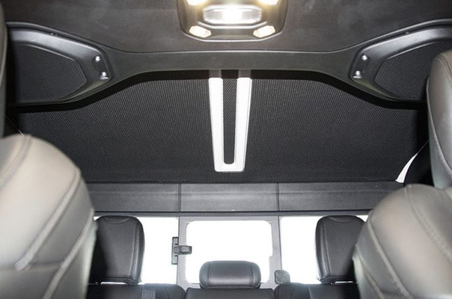 DEI Boom Mat Headliner for Jeep Gladiator