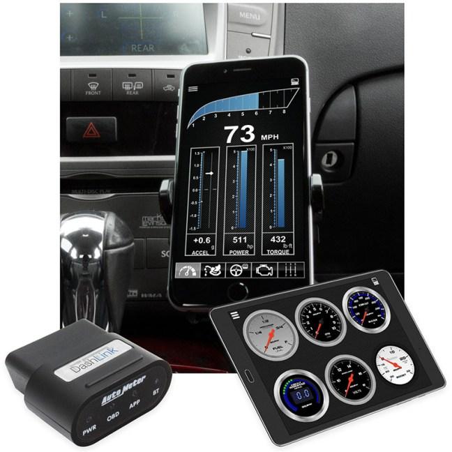 AutoMeter DashLink 2 6036