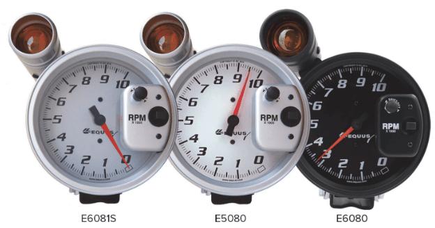 AutoMeter Equus Shift-Lite Tachometers