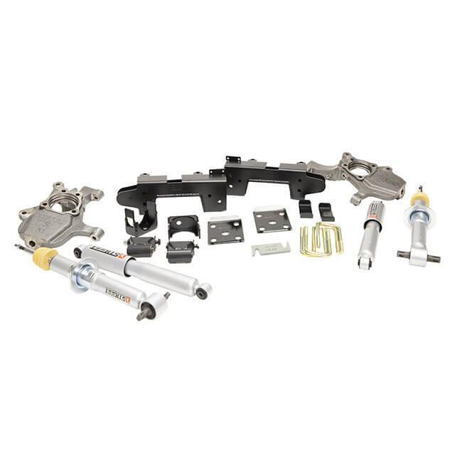 Belltech Full Suspension Lowering Kit for 2019 Silverado 1500