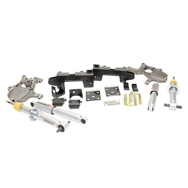 Belltech Full Suspension Lowering Kit for 2019 Silverado 1500