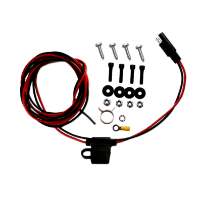 LEED Brakes (VP001B): Black Bandit Series Electric Vacuum Pump Kit