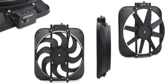 """PROFORM: Redesigned 15"""" Electric Fans with Thermostat"""