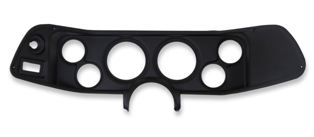 AutoMeter Products Direct Fit Replacement Dash Panel for 70-78 Camaro 2132