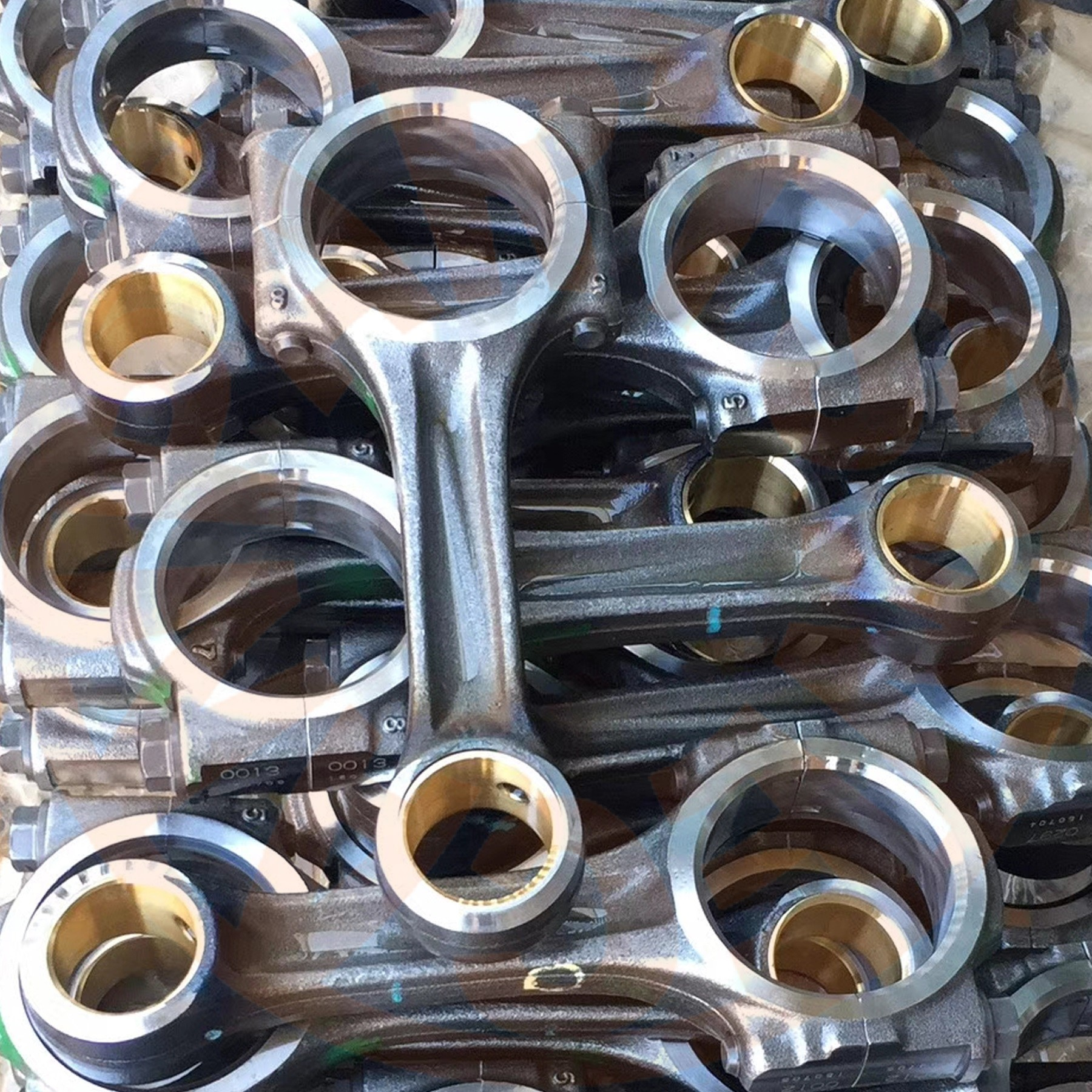 CONNECTING ROD 13260-1790A HINO J08E ENGINE KOBELCO EXCAVATOR AFTERMARKET  PART