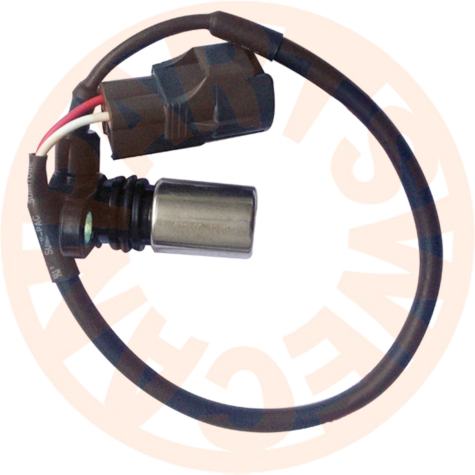 CRANKSHAFT POSITION SENSOR ISUZU 4HK1 6HK1 ENGINE HITACHI EXCAVATOR  AFTERMARKET PARTS 8-97306113-1