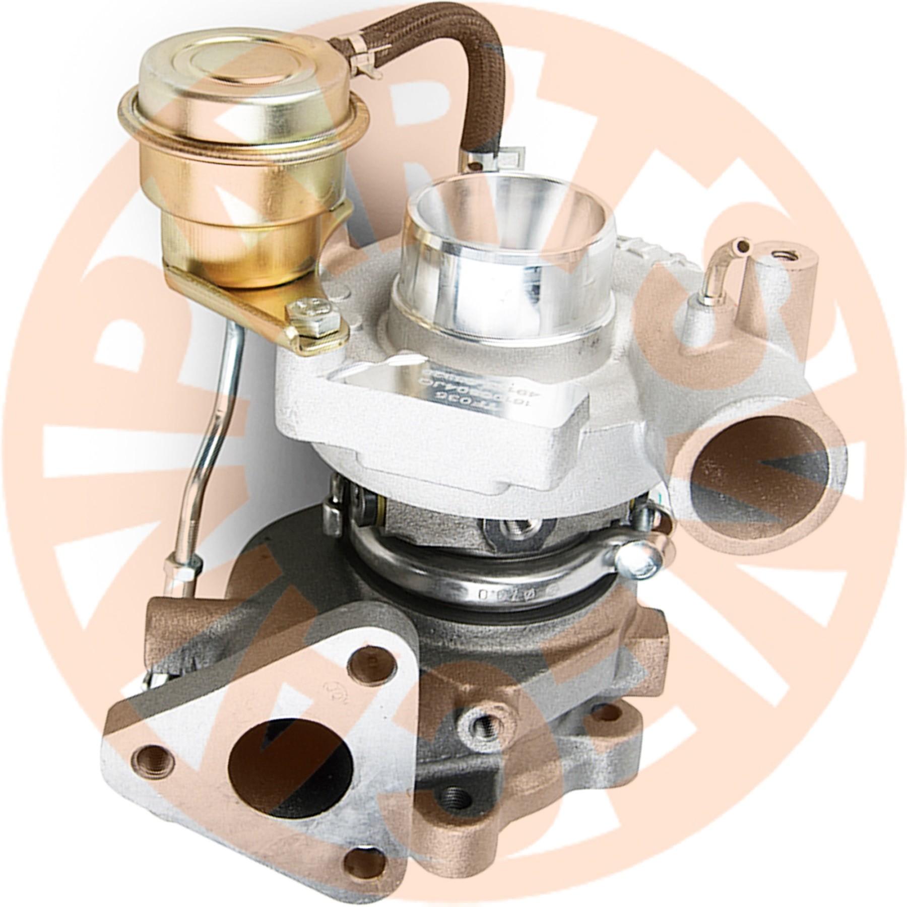 TURBOCHARGER MITSUBISHI 4M40 ENGINE PAJERO AFTERMARKET PARTS 49135-03101