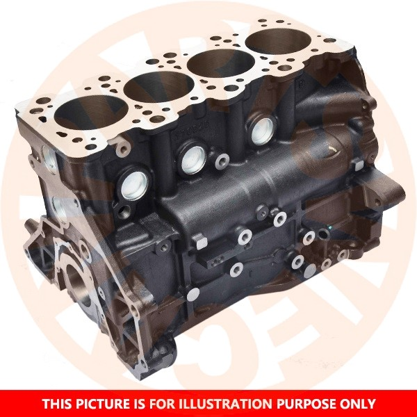 CYLINDER BLOCK MITSUBISHI S4S DT ENGINE EXCAVATOR AFTERMARKET DIESEL ENGINE PARTS